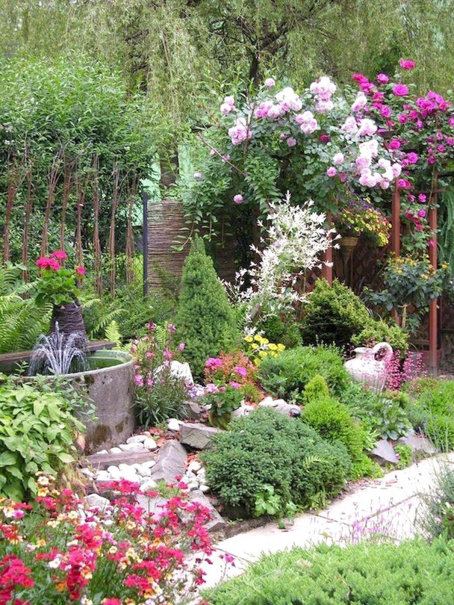 52 Favourite Flower Garden Design Ideas 54 Profhomedecor Com Beautiful Flowers Garden Small Flower Gardens Cottage Garden Design