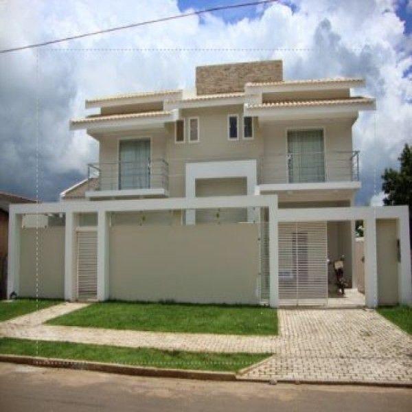 Fachada pesquisa google casa e cia fa ade maison for Cores modernas para fachadas de casas 2016