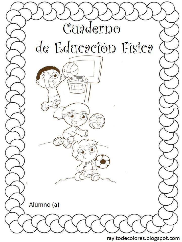 Pin de camilita en disney | Caratulas para cuadernos escolares ...