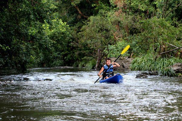 Ride On Mary - Imbil Kayak and Bike Hire & Bush Cabin Adventure Stays