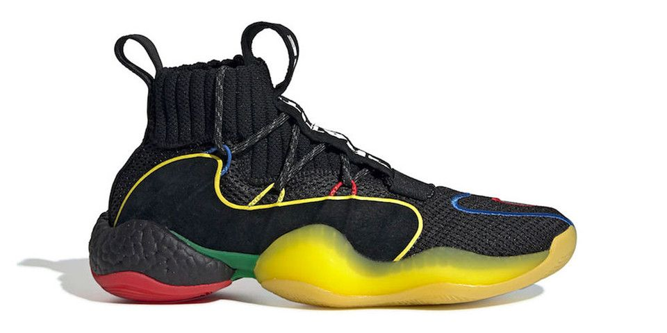 brand new 5a71c d397c Pharrell x adidas Crazy BYW X