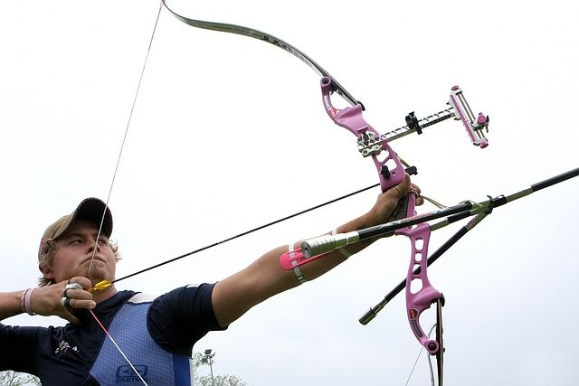My dream Bow! and its pink!!!