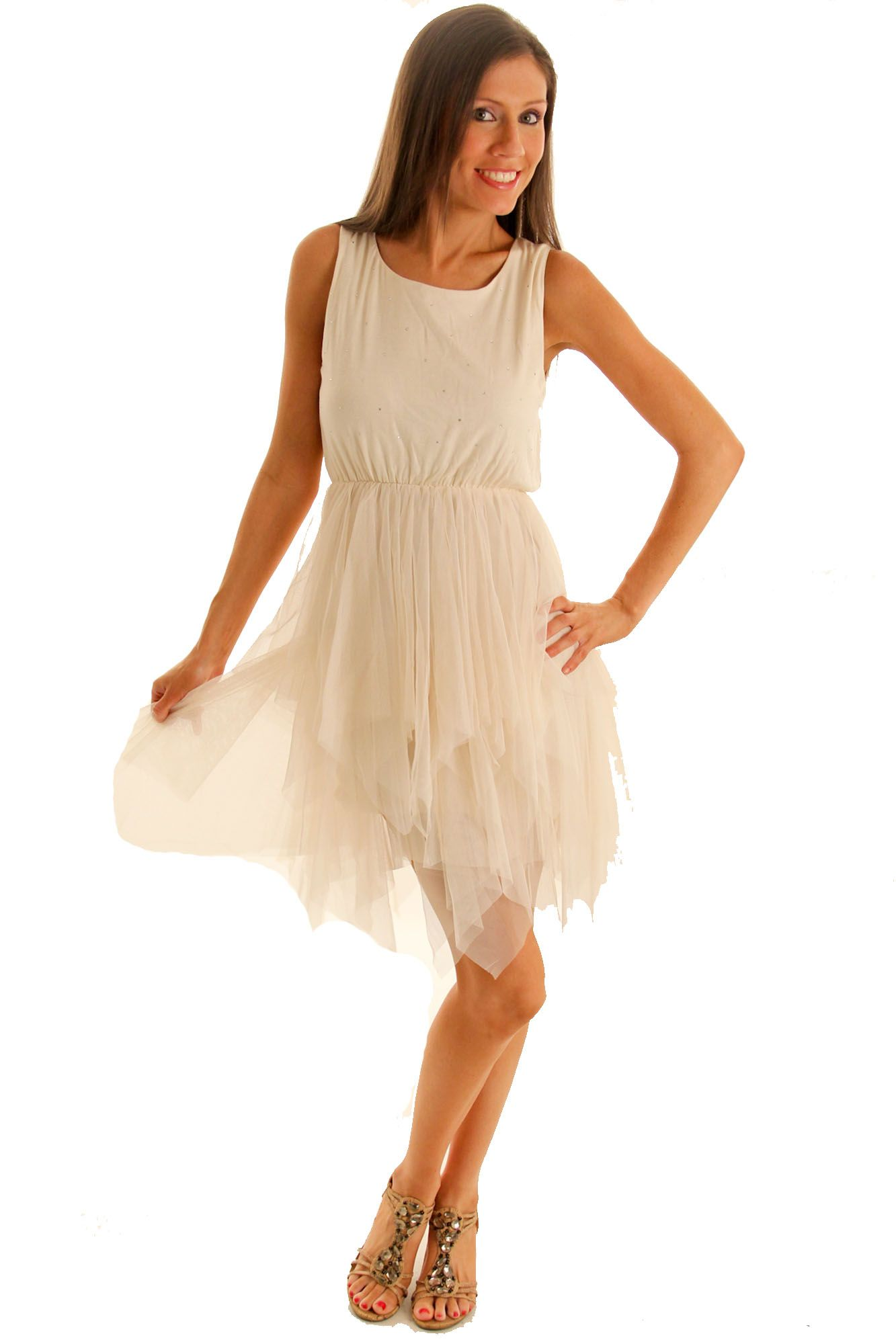 DHStyles Women's Beige Fairytale Tulle Ballerina Dress #sexytops #clubclothes #sexydresses #fashionablesexydress #sexyshirts #sexyclothes #cocktaildresses #clubwear #cheapsexydresses #clubdresses #cheaptops #partytops #partydress #haltertops #cocktaildresses #partydresses #minidress #nightclubclothes #hotfashion #juniorsclothing #cocktaildress #glamclothing #sexytop #womensclothes #clubbingclothes #juniorsclothes #juniorclothes #trendyclothing #minidresses #sexyclothing #cheappartydresses…