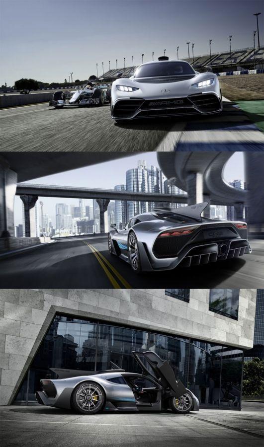 Mercedes-AMG Project ONE – The Future of Driving Performance #amg #mercedes #future #transport #transportdesign #car #cardesign #automotive #automotivedesign #design