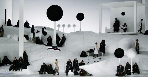 der schwarze mönch - der schwarze mönch tatjana gürbaca klaus grünberg --- #Theaterkompass #Theater #Theatre #Schauspiel #Tanztheater #Ballett #Oper #Musiktheater #Bühnenbau #Bühnenbild #Scénographie #Bühne #Stage #Set