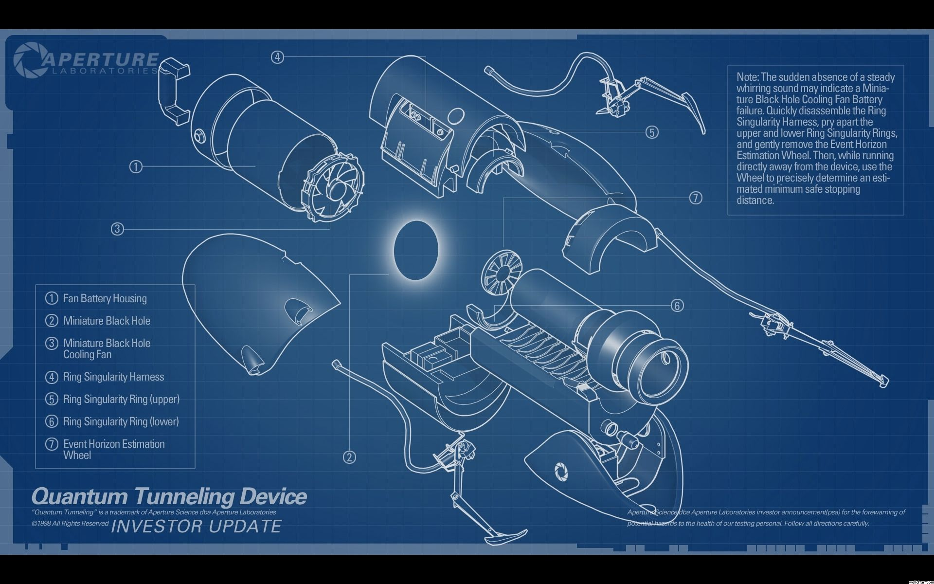 Portal gun schematics nerdy things pinterest portal guns portal gun blueprints wallpaper jpg x desktop wallpaper 230852 malvernweather Gallery