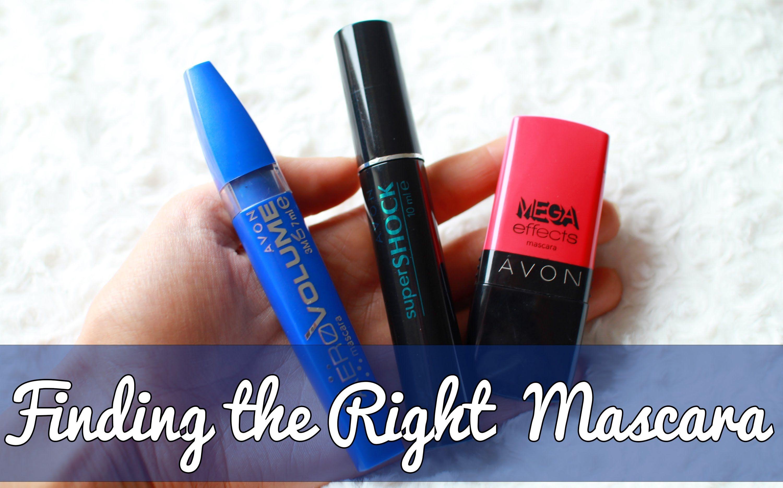 Avon mascara review Avon mascara, Mascara, First date makeup