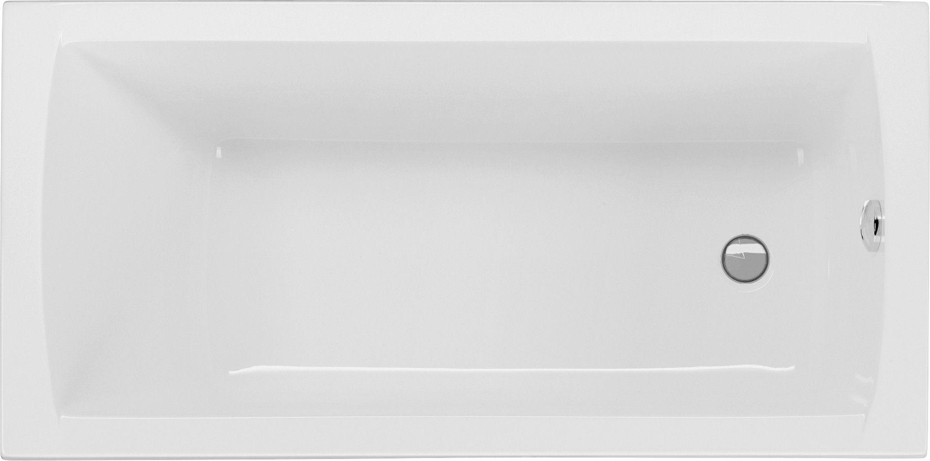 Rechteck Badewanne 140 X 70 X 42 Cm Bad Design Heizung Badewanne Kleine Badewanne Wanne