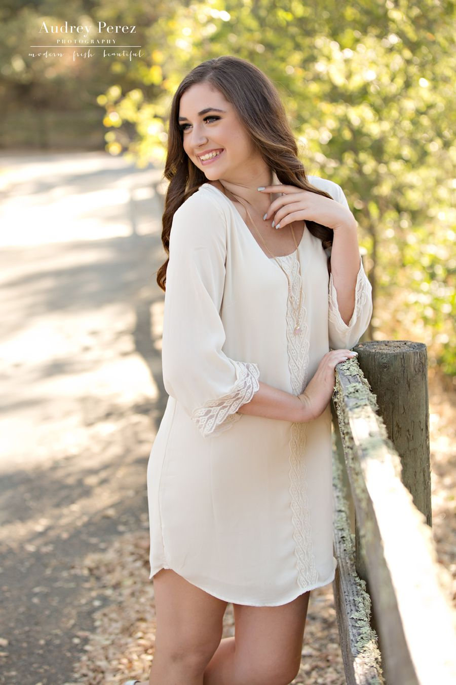 abby is a senior at vista del lago high where she is a