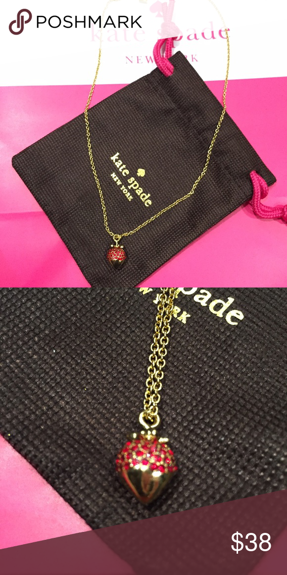 Kate Spade necklace Brand NEW and NO trades please. kate spade Jewelry Necklaces