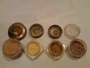DIY Gift Ideas for Women ~ shimmer