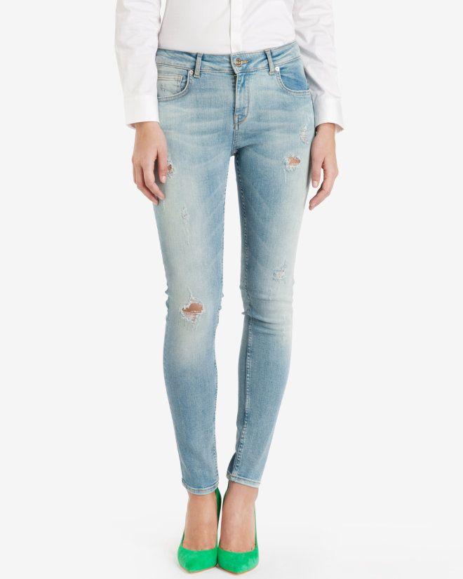 def678bec Skinny Jean - Light Wash