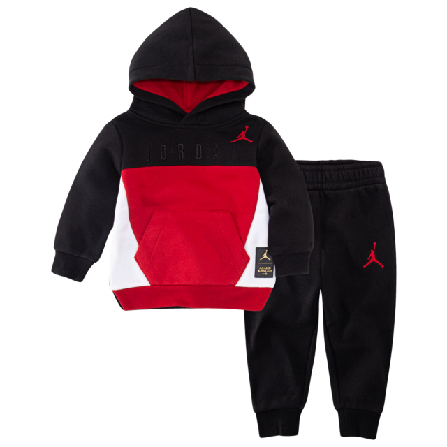 Jordan Air Triple Block Pullover Set