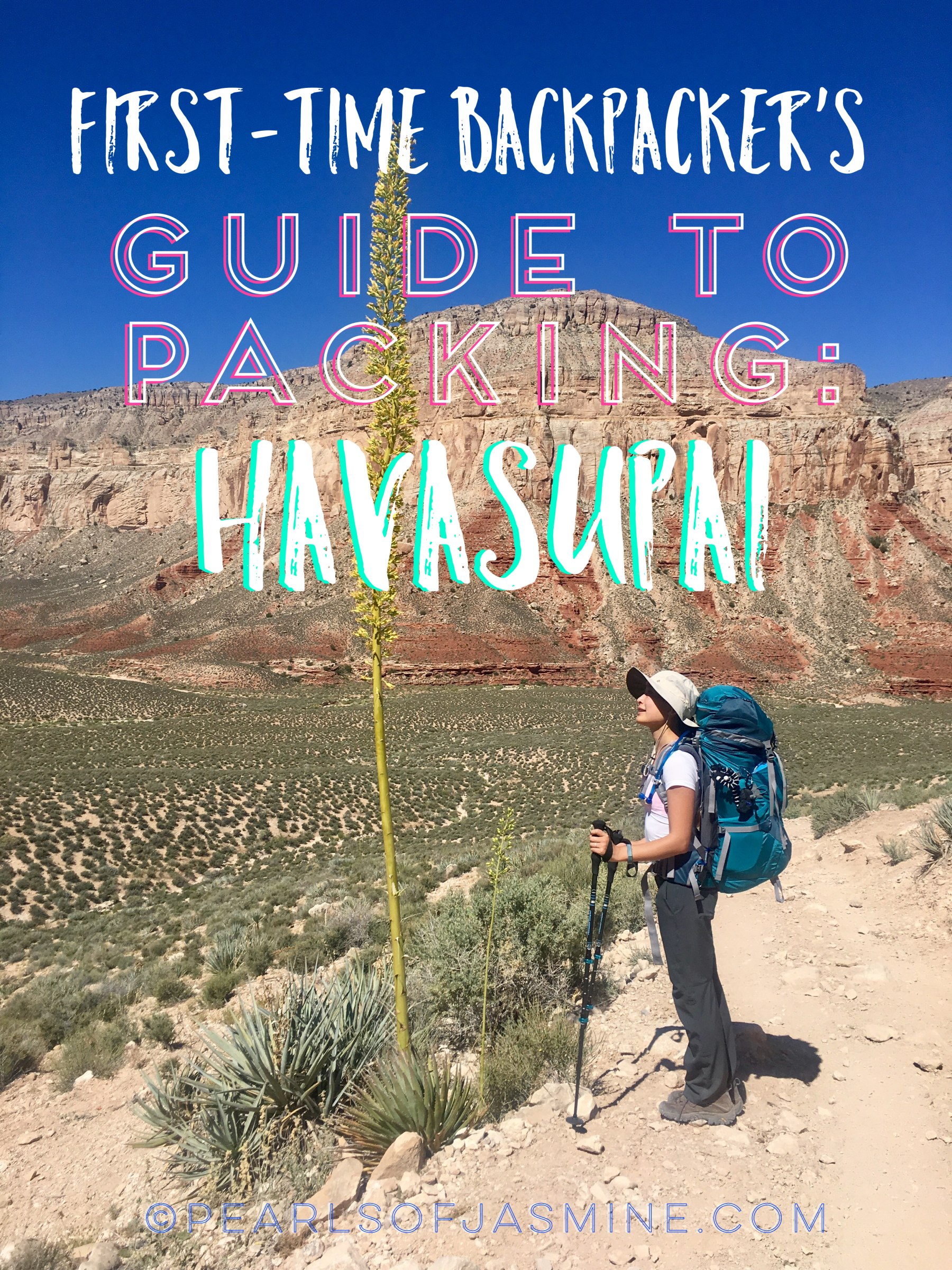 128f8d17d69a A First-Time Backpacker s Guide to Packing for Havasupai