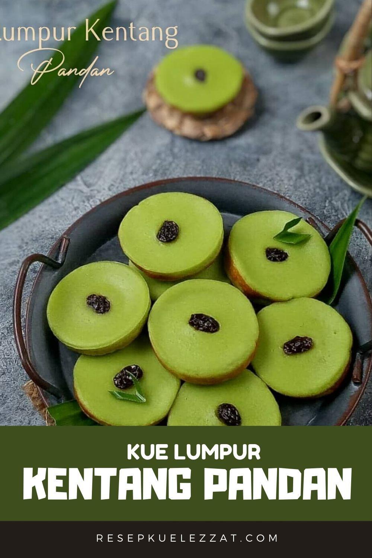 7 Resep Kue Lumpur Lezat Jajanan Pasar Favorit Orang Indonesia Resep Ide Makanan Resep Resep Kue