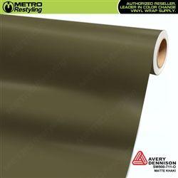 Wrapping Khaki711 Avery Supreme Sw900 Film O Vinyl Matte T1cKlFJ