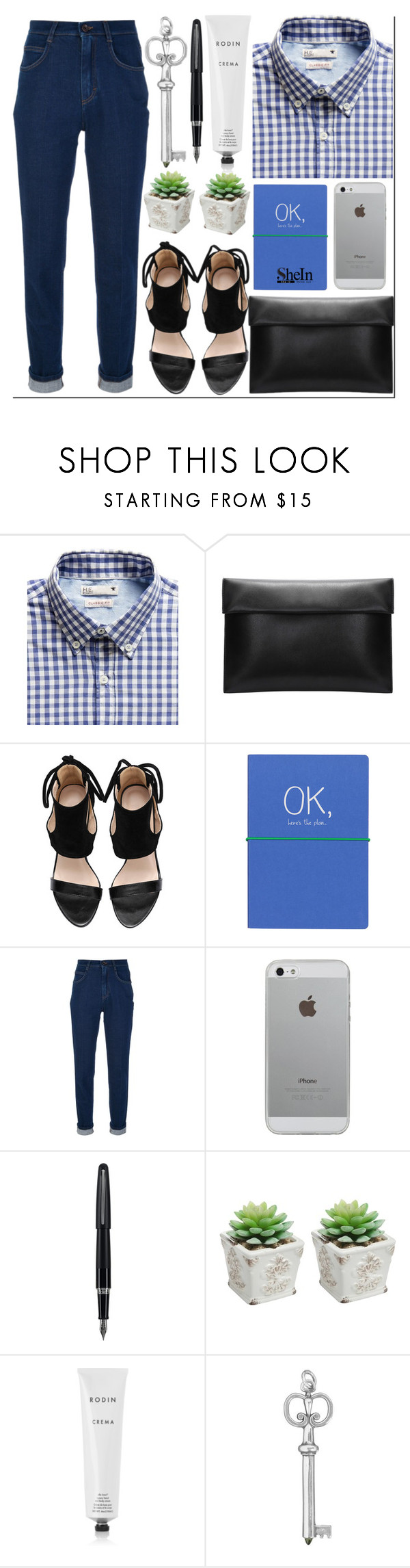 """""""OOTD"""" by nastya-d ❤ liked on Polyvore featuring MANGO, Wild & Wolf, Dolce&Gabbana, Luvvitt, Fountain, Rodin, women's clothing, women, female and woman"""