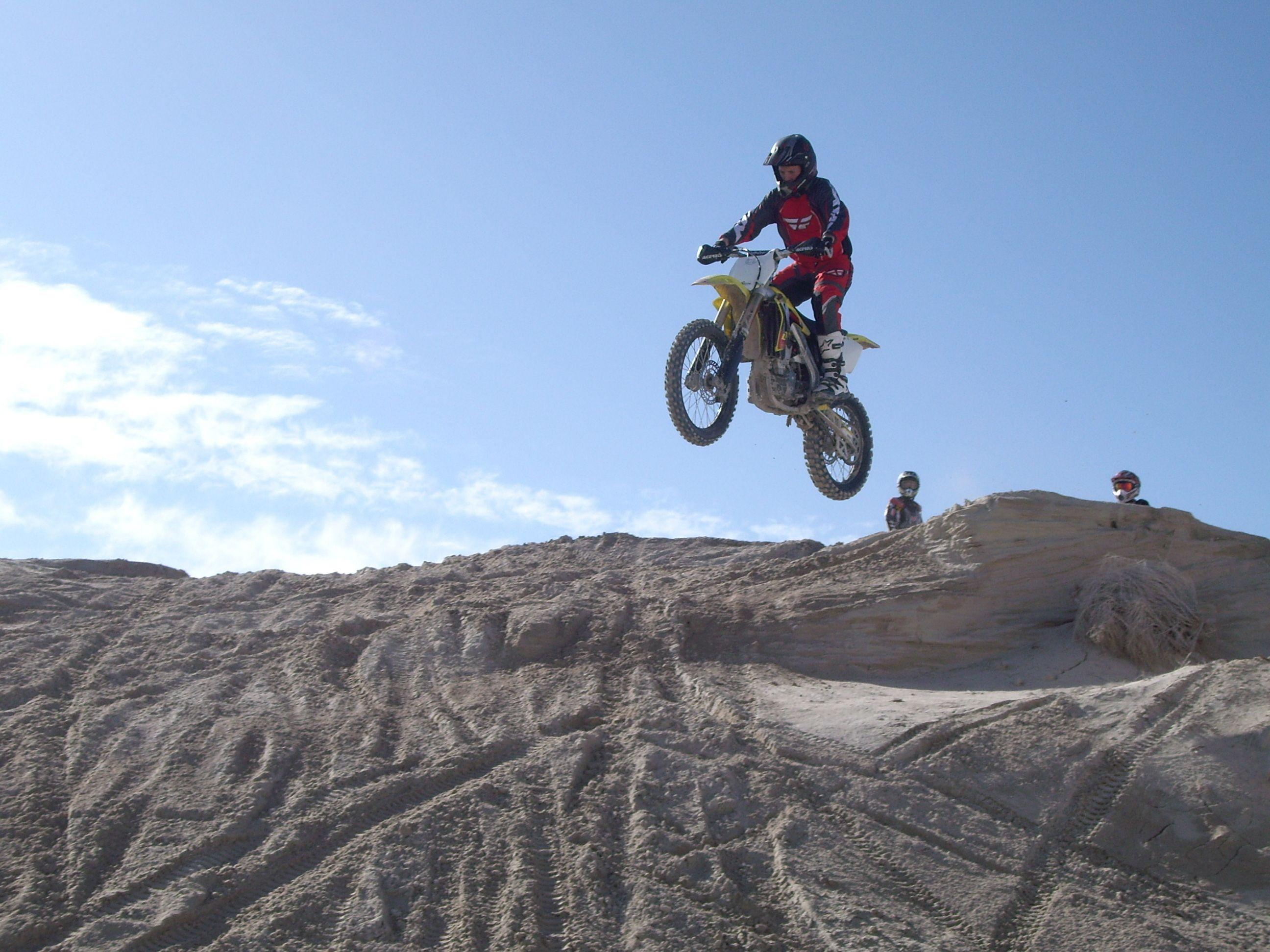 Knolls Ohv Area Dirt Bike Jump Dirt Bike State Parks Dune