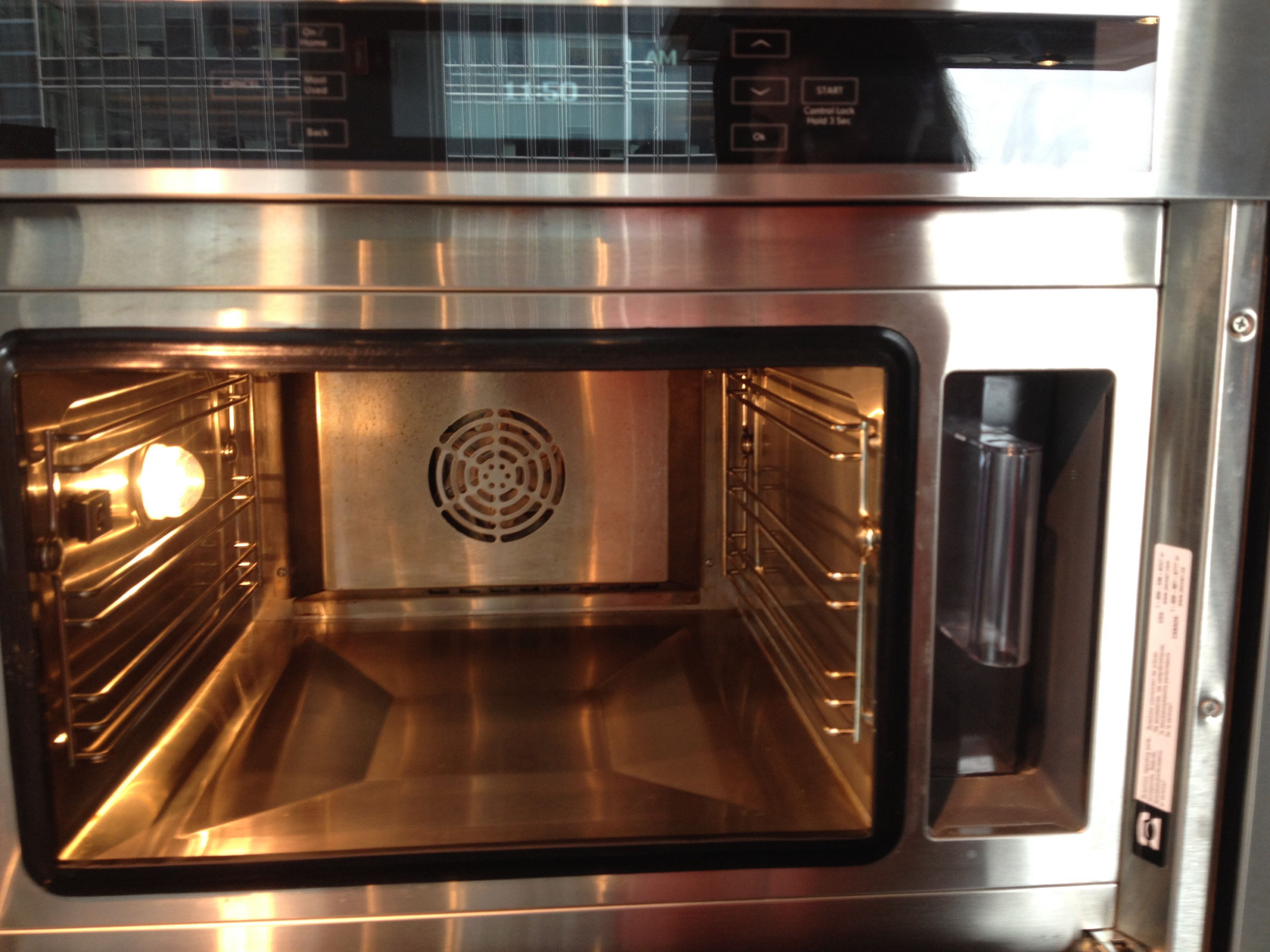 jenn air steam oven must have for healthycooking