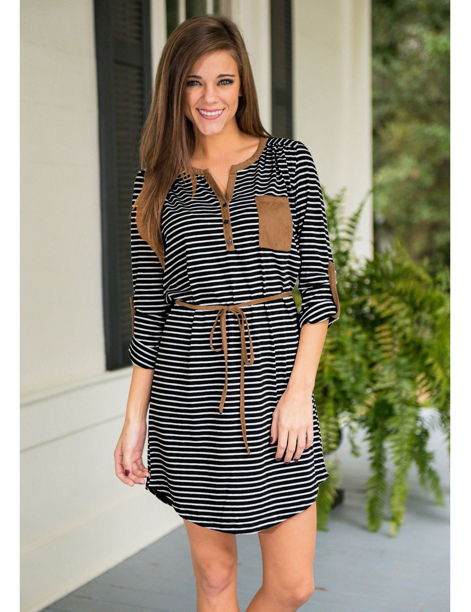 Roaays M Womens Tunic Striped Loose Cotton Tshirt Dress Find Out More About The Great Product At T Mini Dress Casual Striped Casual Dresses Short Mini Dress [ 1950 x 1500 Pixel ]