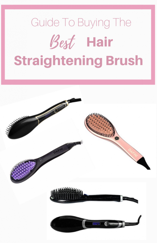 Guide To Buying The Best Hair Straightening Brush Australia 2019 -   23 best hair Care