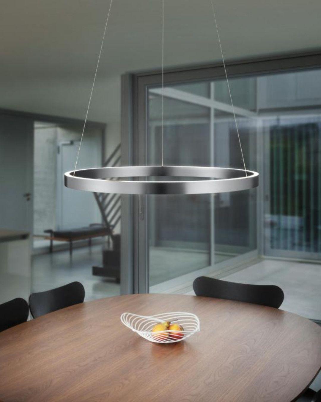 Knapstein LED Die LEDPendelleuchte mit ihrem