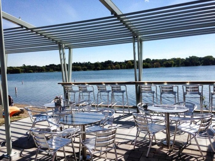 14 Restaurants in MN that are on the Water