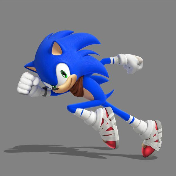 Sonic Boom Sonic Sonic The Hedgehog Sonic Boom