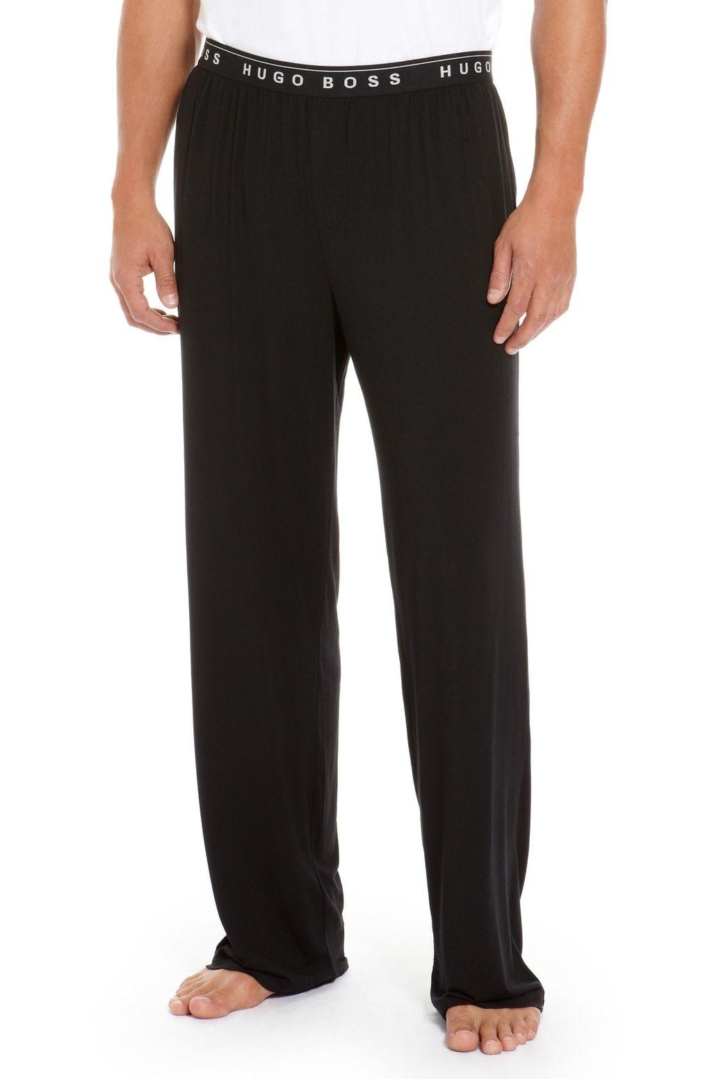 d18a87a3f Hugo Boss - 'Long Pant BM'   Stretch Modal Lounge Pants.   #Men,  #Casualwear, #Loungewear
