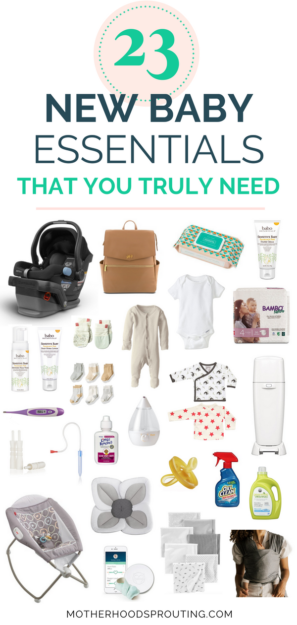 Check out this list of 23 things you actually need for ...