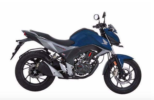 Honda CB Hornet Colors: Orange, Red, White, Black, Blue http://blog.gaadikey.com/honda-cb-hornet-colors-orange-red-white-black-blue/
