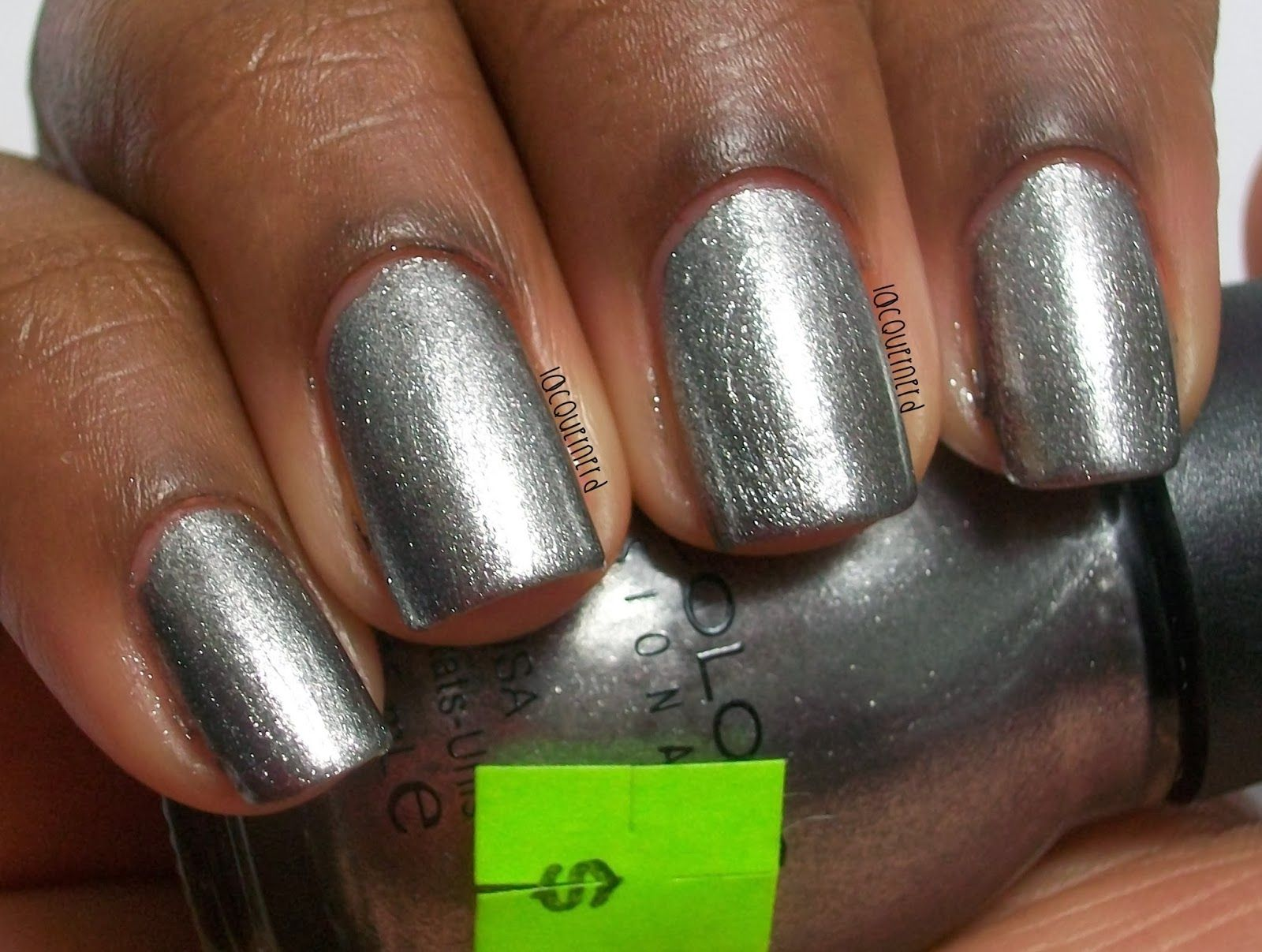 Silver Screen, Sinful Colors