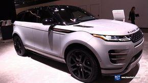 Photo of 2020 Range Rover Evoque – Exterior Interior Walkaround – 2019 New York Auto Show