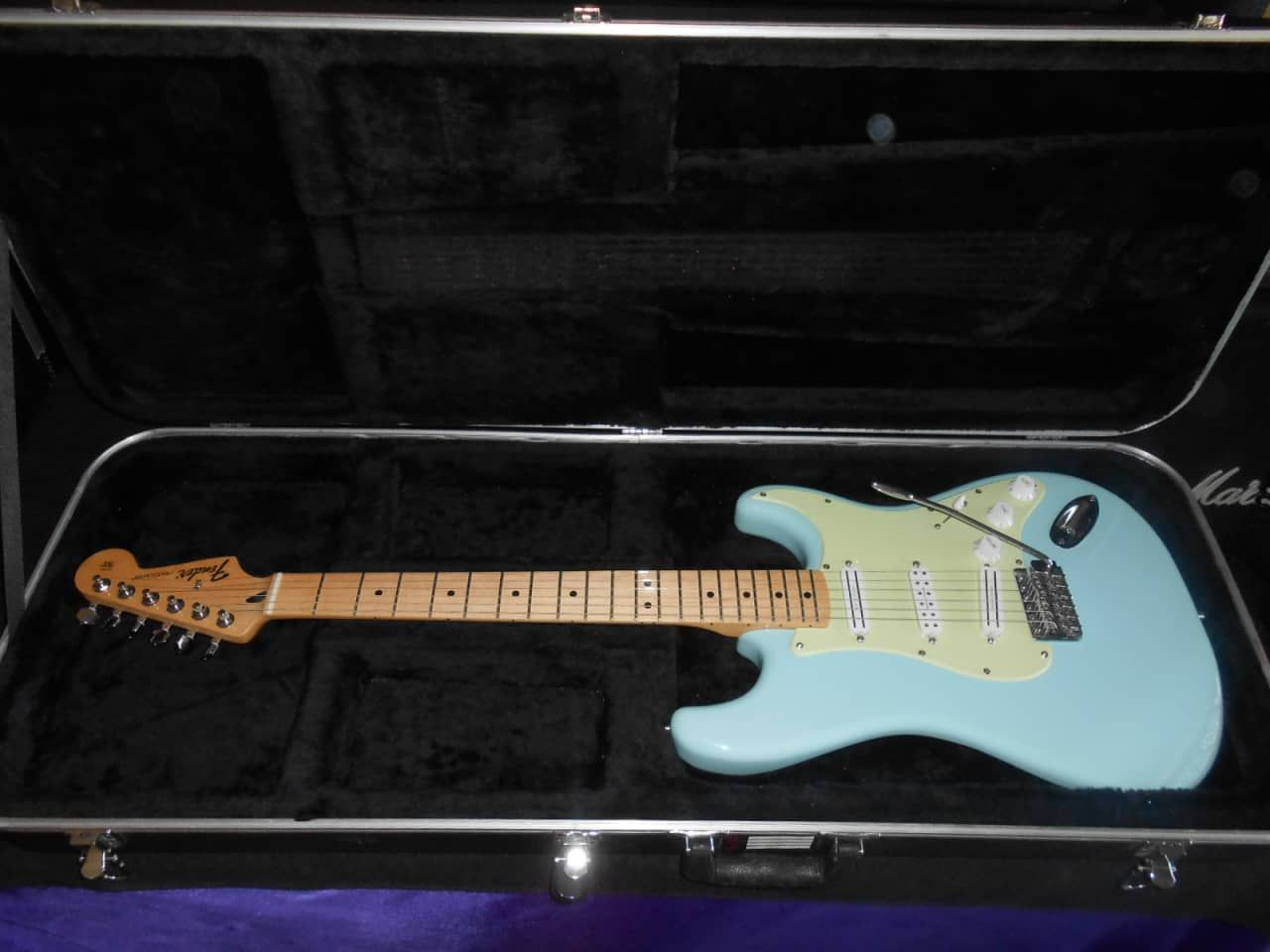 New Years Sale Hi Custom Build Stratocaster Done Up In Dave Wiring Harness Pickup Shes Loaded With Seymour Duncan Rails And Jeff Beck Jr Features A Usa Made