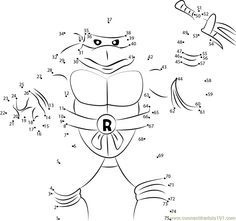 ninja coloring pages for teens - photo#12