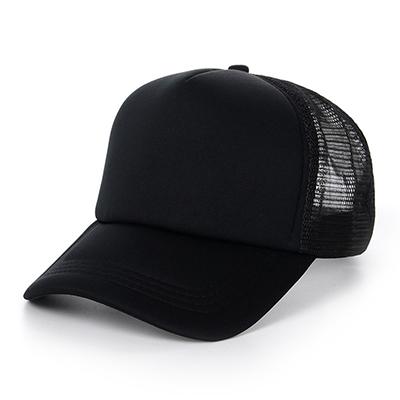 Ponytail Cap Black Trucker Hat Hats For Men Casual Cap