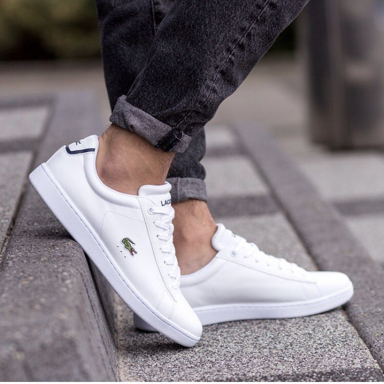 Lacoste Carnaby | White sneakers men