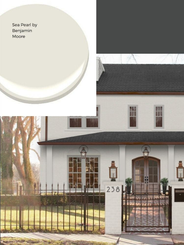 An Honest Review of Swiss Coffee Paint by Benjamin Moore