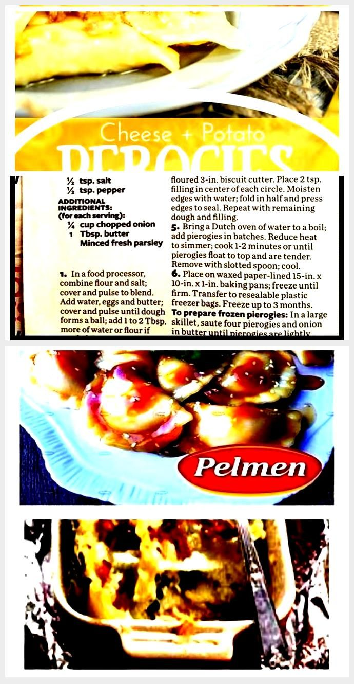 Air Fryer Toasted Perogies Recipe Guide 4 Moms in 2020