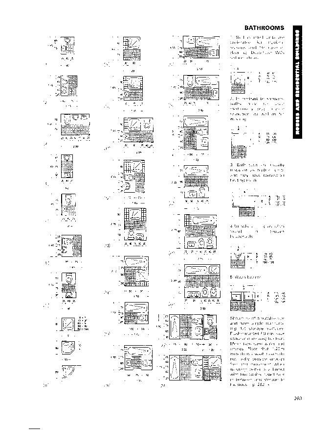 Neufert Architects Data Ed 3 Ernst Neufert Peter Neufert Free Download Borrow And Streaming Internet Archive Bathroom Dimensions Architect Data Bathroom Layout