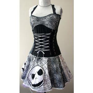 a7854d5f7701 jack skellington dresses - Google Search | gothic accessories ...