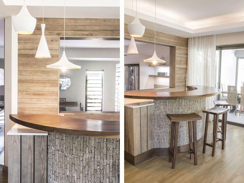 Beautiful Bar Design Indoor From Namakoa Interior Residence Floréal Mauritius