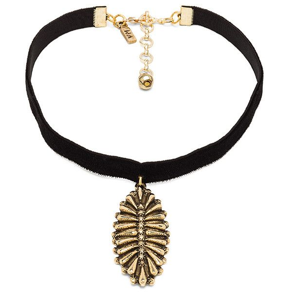 Vanessa Mooney The Black Velvet Western Charm Choker Accessories (£32) ❤ liked on Polyvore featuring jewelry, necklaces, accessories, charm pendant, charm pendant necklace, cowgirl necklace, western necklace and velvet choker