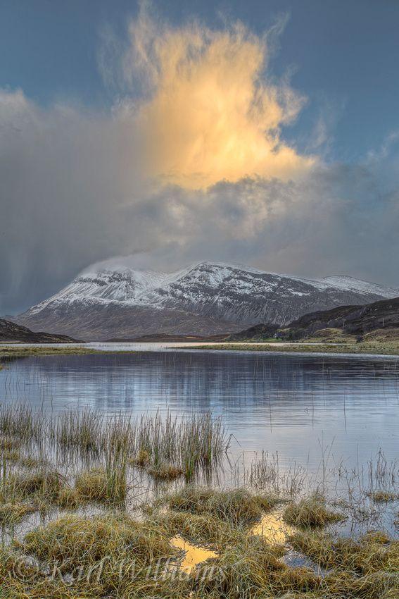 Loch Stack, Sutherland