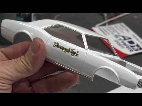 How-To...Applying Decals - YouTube | Plastic model cars ...
