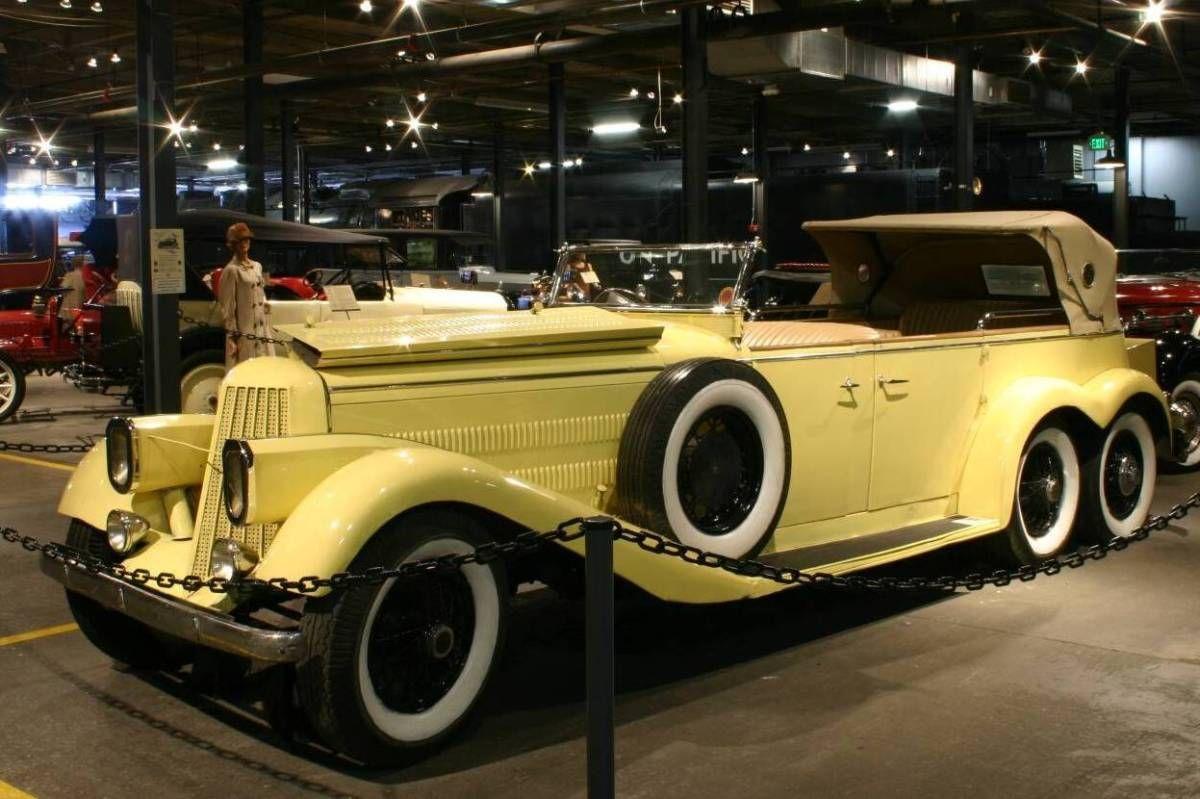 1923 Hispano Suiza 6 Wheel Victoria Town Car Hispano Suiza Was A