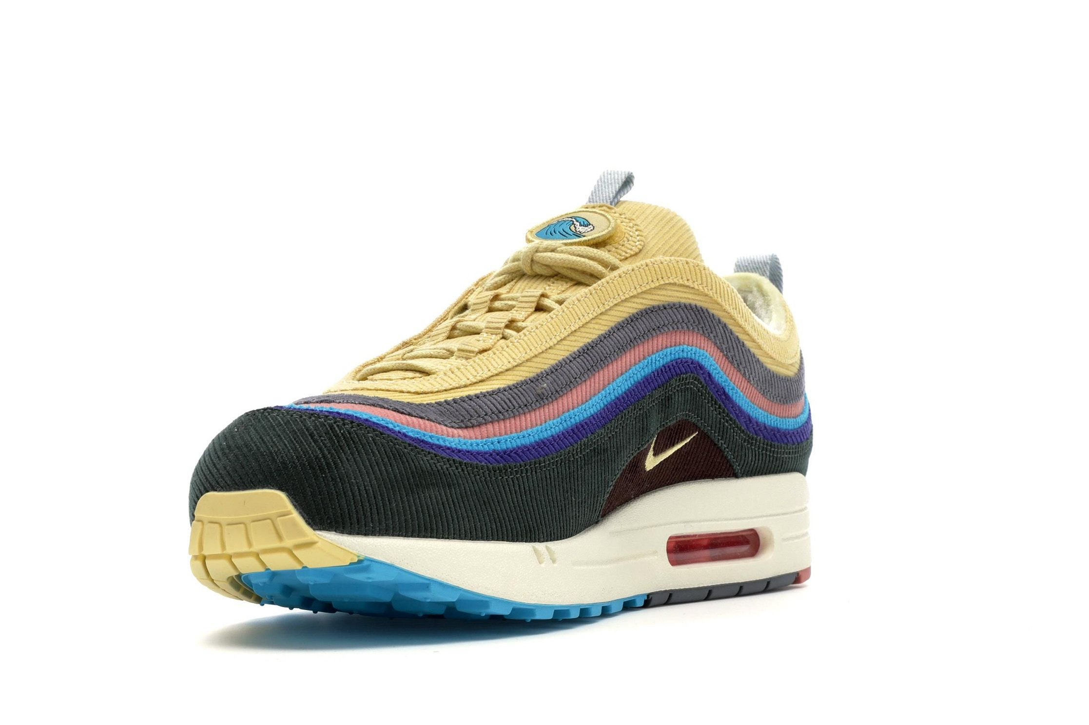 Air Max 1 97 Sean Wotherspoon Extra Lace Set Only Air Max 1