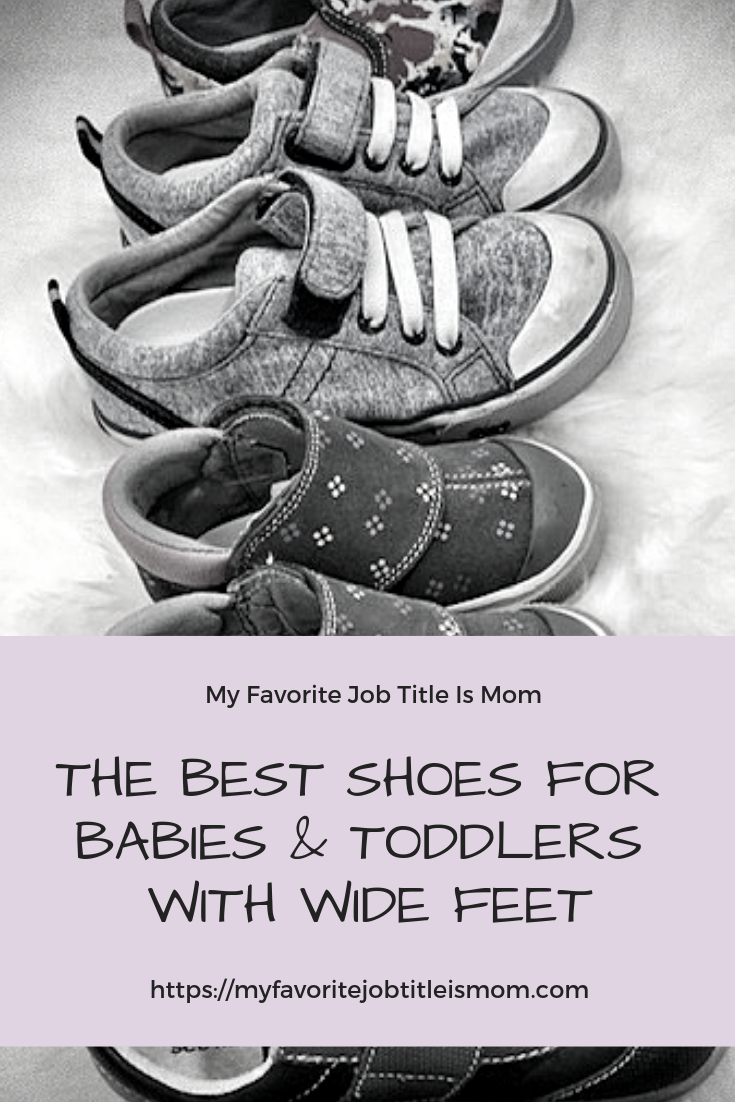 Wide toddler shoes