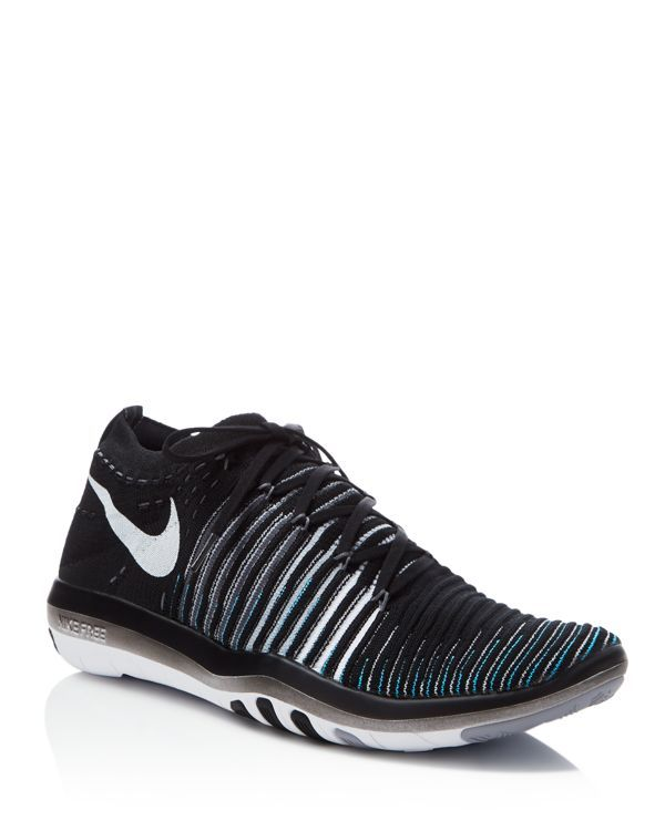 Specially designed for a sock like fit, the Nike Free