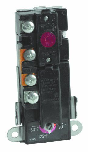 Camco 08013 Therm O Disc Single Element 120v Thermostat Safety Switch